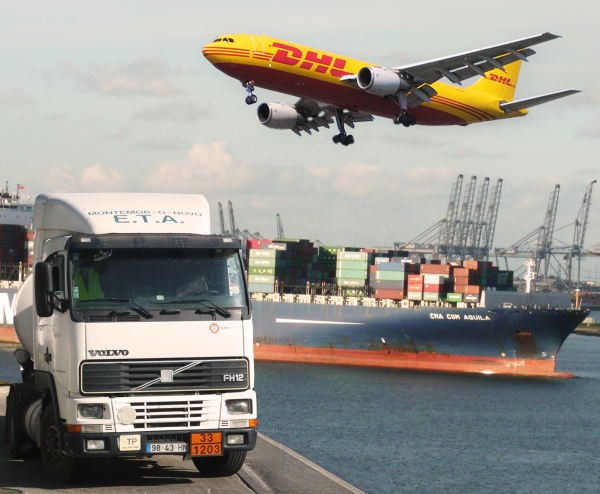 Dangerous Goods by Air, Road and Sea